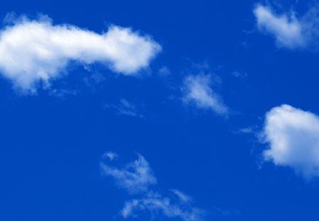 天空为什么不是彩色的