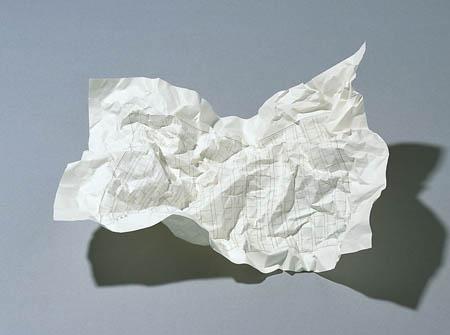 为什么被水弄湿的纸干了之后会变皱