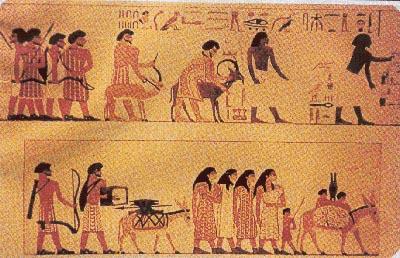 闪族人起源于哪里