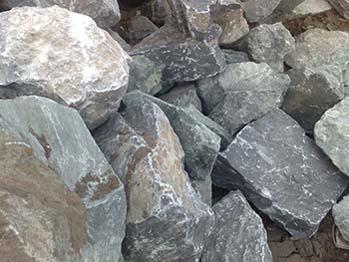 石头也会生锈吗