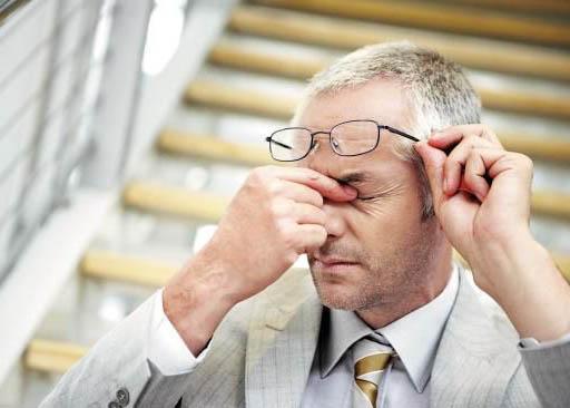 眼睛疲倦是眼球不舒服吗