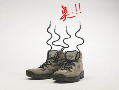 鞋臭是怎么回事