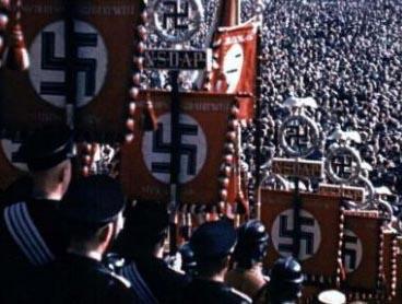 """""""卍""""字为什么会成为纳粹的标志"""
