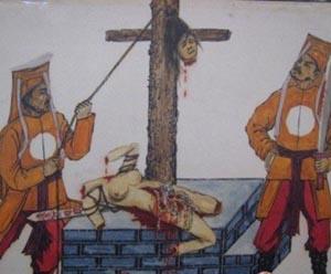 盘点中国古代令人蛋疼菊紧的肉刑