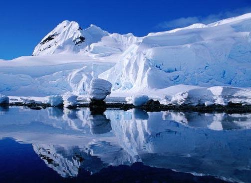 冰川冰要比普通冰更纯净吗