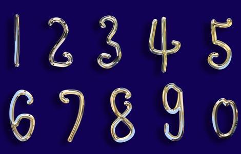哪个阿拉伯数字被发明的最晚