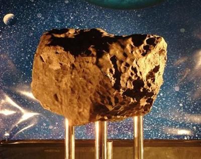 地球上每年落下的陨石不计其数