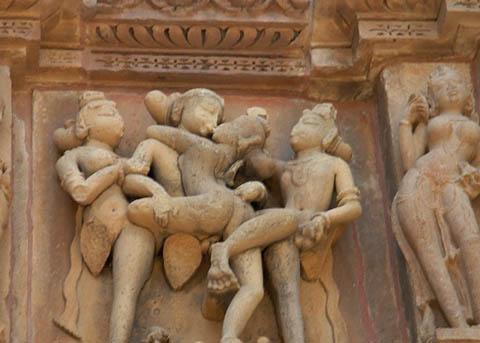古印度的女神雕像为何都有突出的乳房和臀部