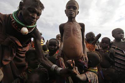 未来什么情况会导致全球性饥荒