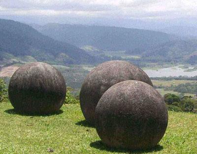 哥斯达黎加的丛林大石球从何而来