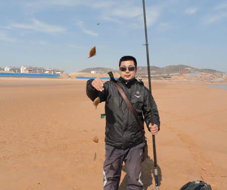 沙漠中也能钓鱼吗