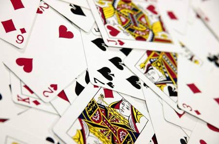 关于扑克牌的冷知识