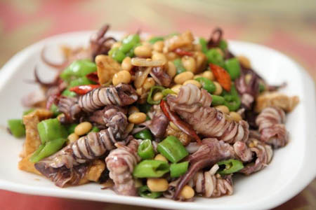 海鲜主打的胶东菜有哪些烹制方法