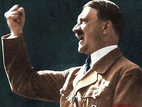 希特勒真的是犹太人吗