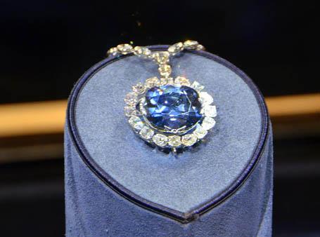 """为什么说""""希望""""蓝钻石能给人带来灾祸"""