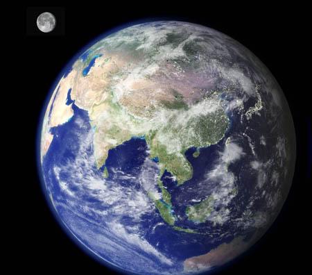 地球的起源 地球是从哪里来的呢
