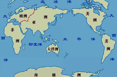 为什么四大洋相互连通却没有统一的海平面