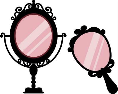 为什么镜子不是白色的