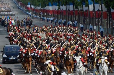 法国的国庆节有什么特别的意义