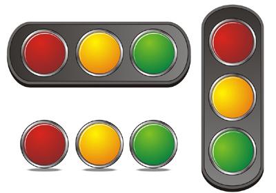 """为什么是""""红绿灯""""而不是其他颜色"""