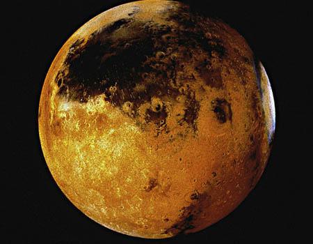 关于火星的冷知识 火星为什么是红色的