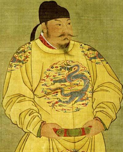 """为什么称李世民为""""唐太宗""""而朱棣为""""永乐帝"""""""