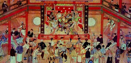 """""""四大徽班""""是指哪四个戏剧班子 徽班为什么进京"""