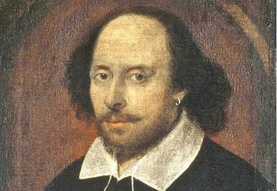 英国作家莎士比亚是别人假借的名字吗