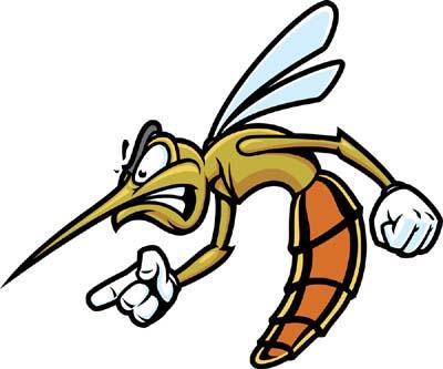 为什么蚊子叮人找血管那么准确