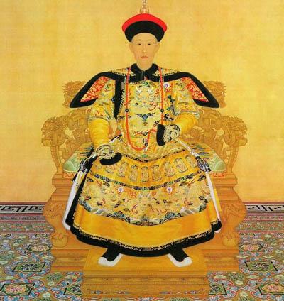 乾隆皇帝:最长寿、执政时间最长、写诗最多的皇帝
