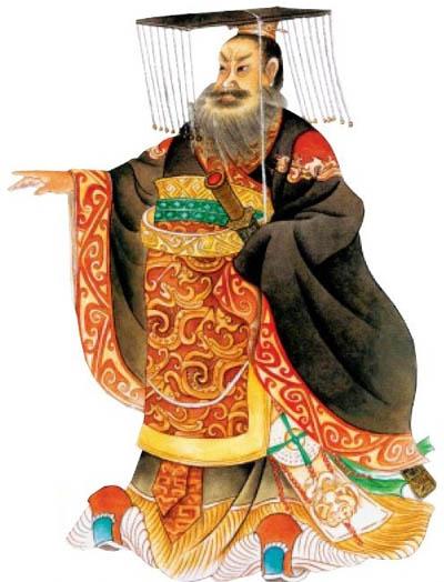 中国历史上一共有多少位皇帝—408位(说法不一)