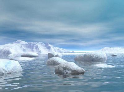 南极和北极哪个更冷? 南极更冷
