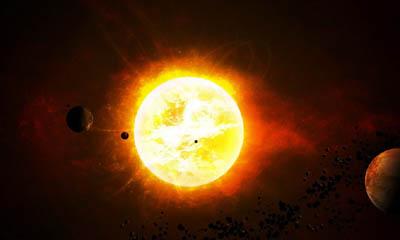 太阳生命终结时 地球的命运将会如何