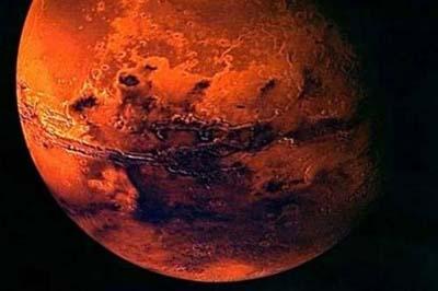 关于火星的五个冷知识 火星上的水是纯净水吗