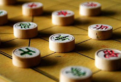 """中国象棋中为何只有5个""""兵"""""""