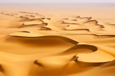 地球最干旱的地方竟然在南极 而不是撒哈拉沙漠