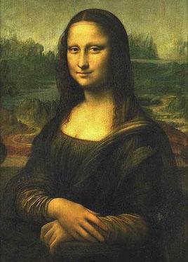 《蒙娜丽莎》的原型是谁