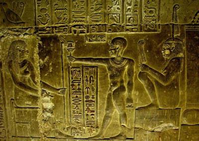 古埃及人真的使用过电灯吗