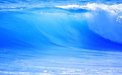 为什么有些海域是绿色的 有些是蓝色的