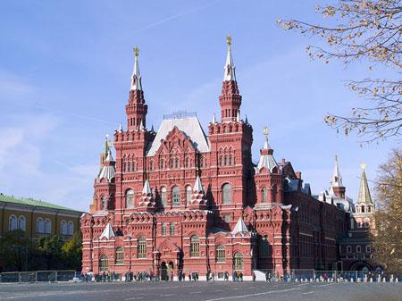 莫斯科红场的名称是怎么来的