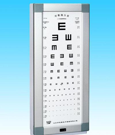 """为什么视力测试表上要用""""E""""字"""