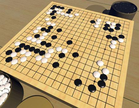 围棋起源于什么时候 为何棋子只有黑白两种颜色