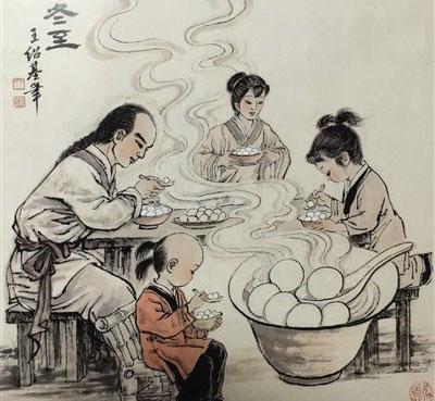 """民间为何会有冬至节""""不吃水饺,冻掉耳朵""""的说法"""