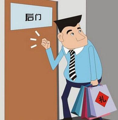 """""""走后门""""这词怎么来的 为什么把私下请托叫""""走后门"""""""