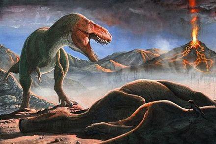 恐龙到底是怎样灭绝的