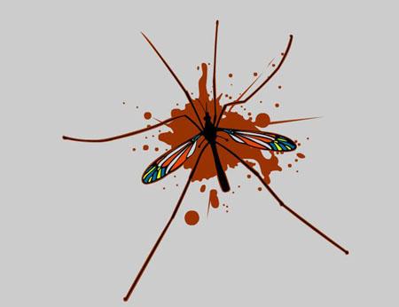 蚊子不吸血多久会饿死