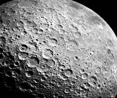 为什么月球、水星和金星表面上遍布陨坑