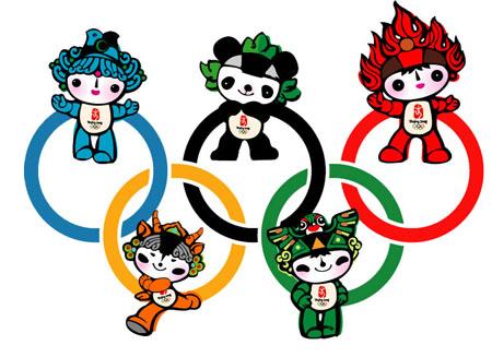 历届奥运会吉祥物分别是什么