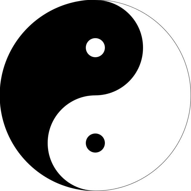 """体现中国思想的神秘""""太极图""""里暗藏着怎样的玄机"""