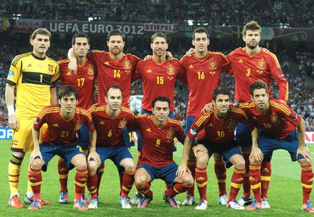 西班牙国歌—没有歌词的国歌